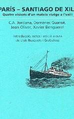 Xavier Benguerel: portada d'una recopilació de textos